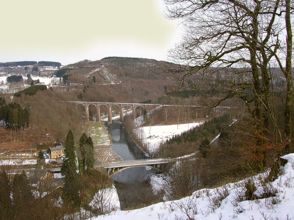 Viaduct Herbeumont Conques